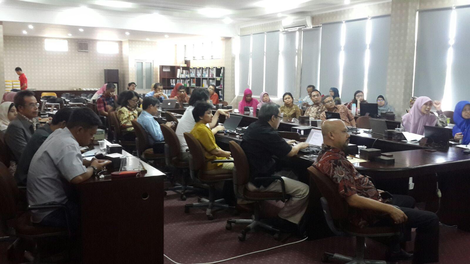 Pertemuan anggota INACL ke-2