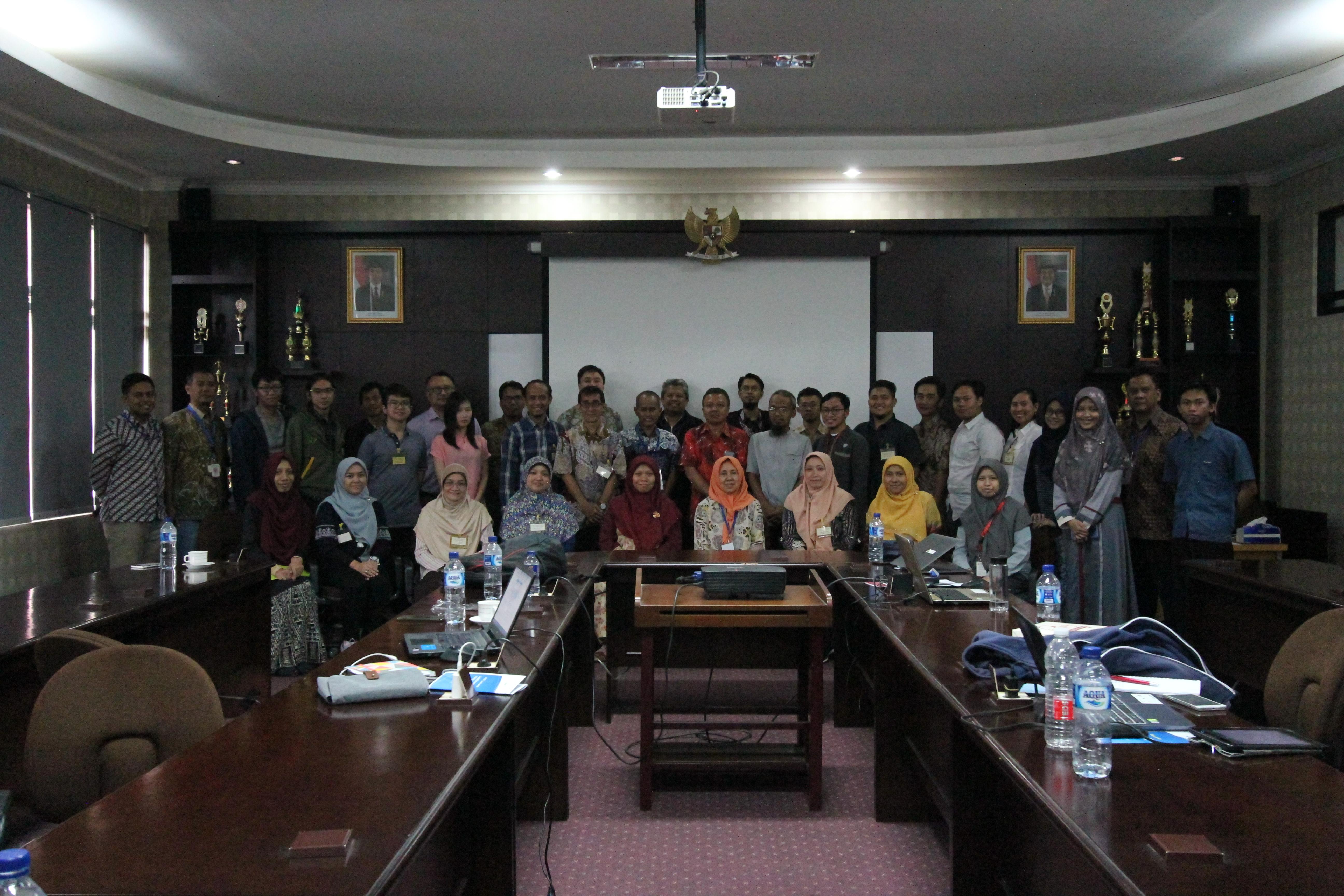 Pertemuan Anggota INACL, Nov 2018